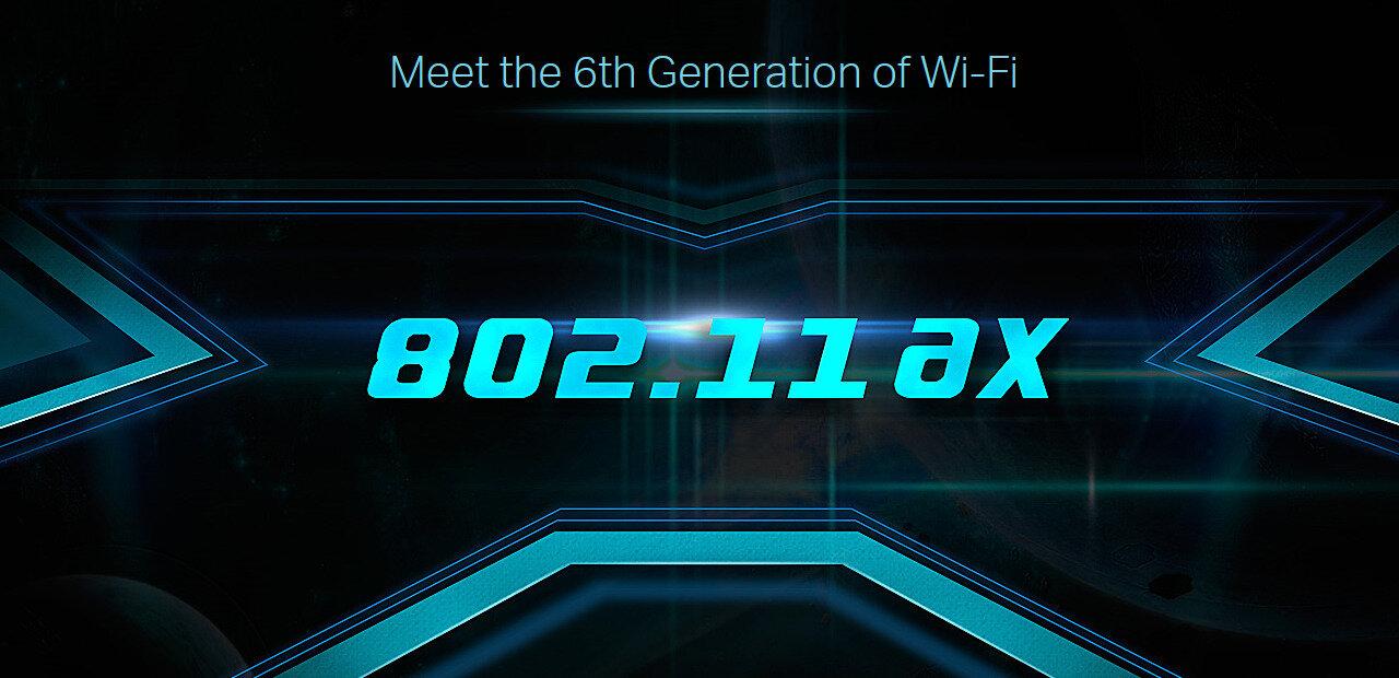 Wi-Fi 6 (802.11 ax) : Intel détaille ses modules AX200 à 2,4 Gb/s (Cyclone Peak)
