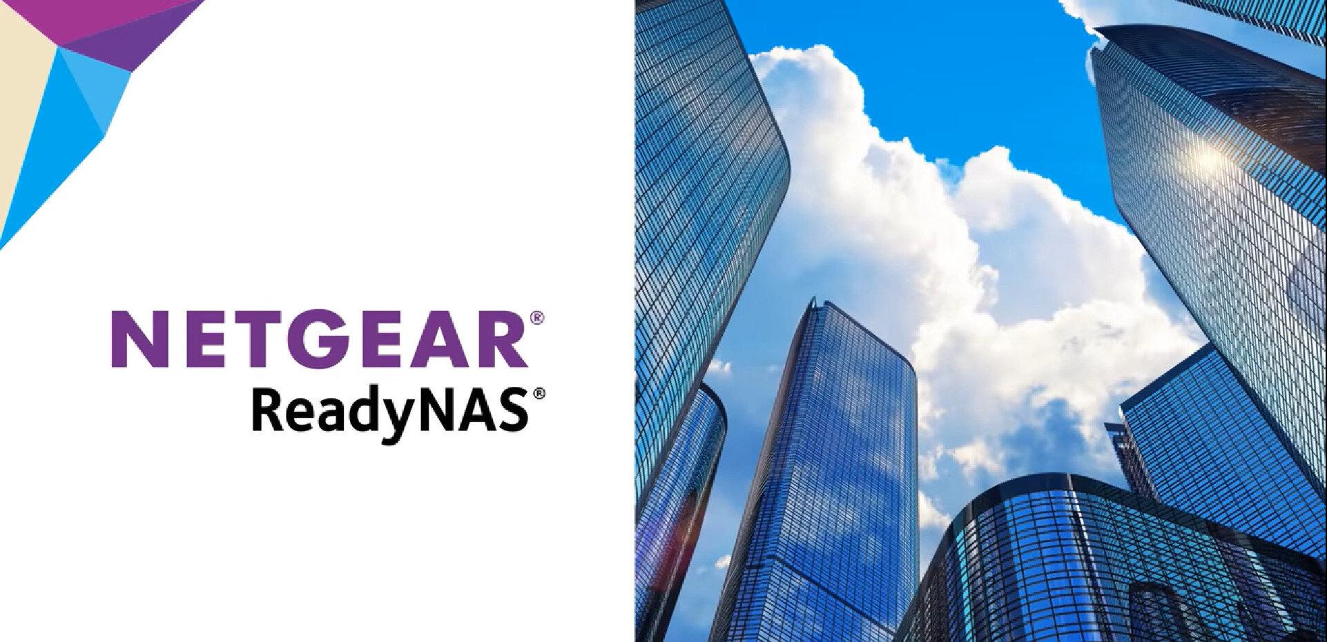 Plongée au cœur de ReadyNAS OS 6.10, l'interface de gestion des NAS de Netgear