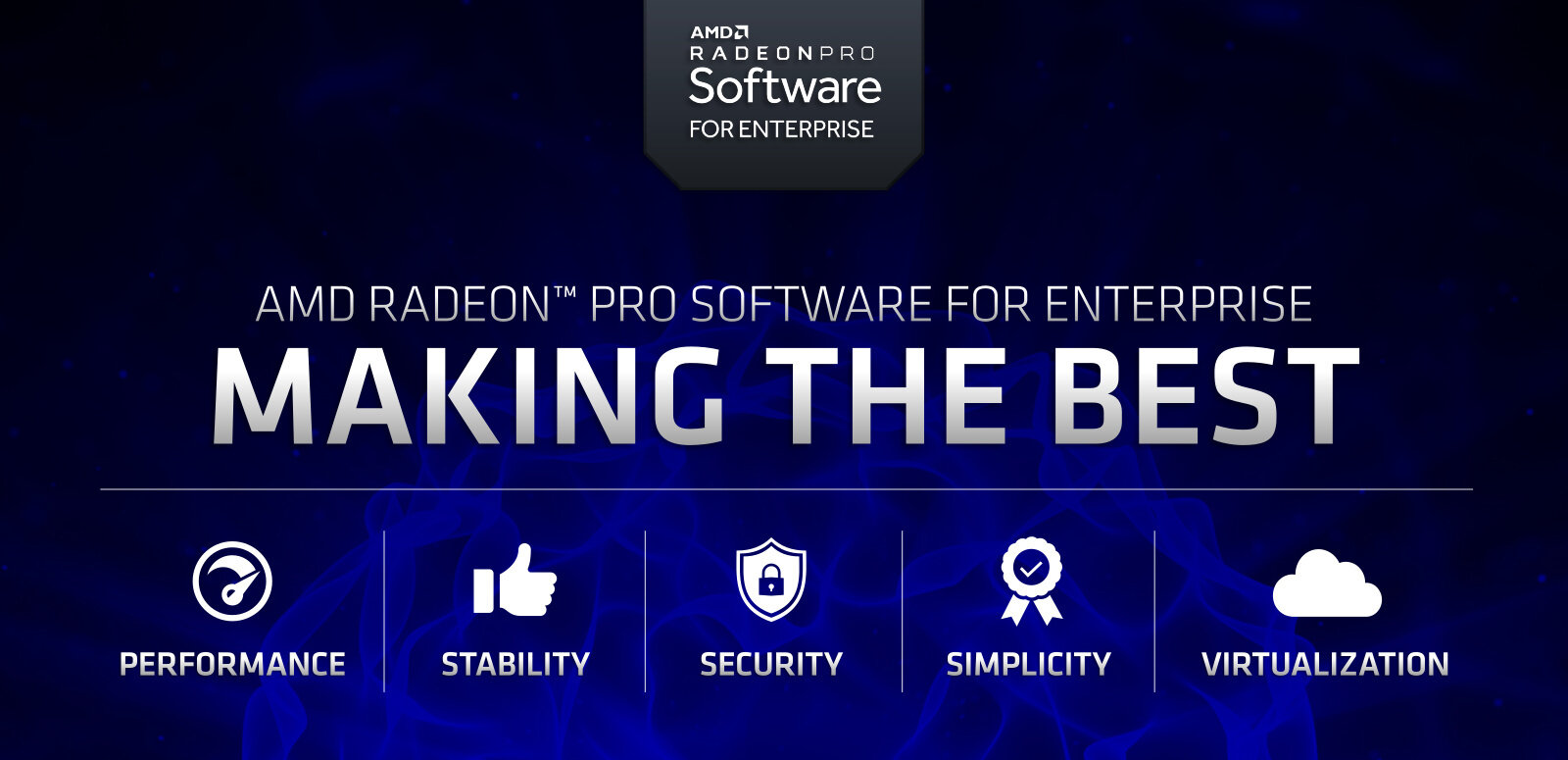 AMD : pilotes Pro 19.Q2 pour Windows 10 May 2019 Update, sans support des Radeon VII