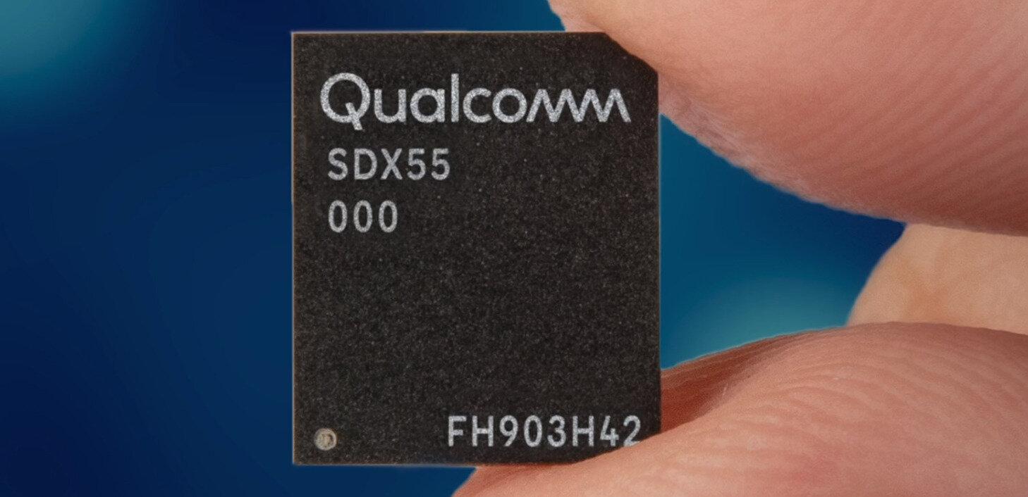 5G : Qualcomm lance son Snapdragon X55 jusqu'à 7 Gb/s, la release 16 dans le viseur