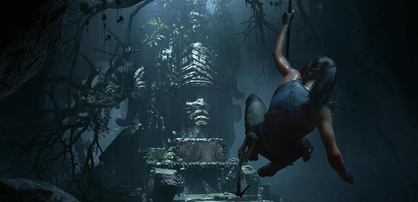 Le ray tracing et DLSS de NVIDIA disponibles dans Shadow of the Tomb Raider