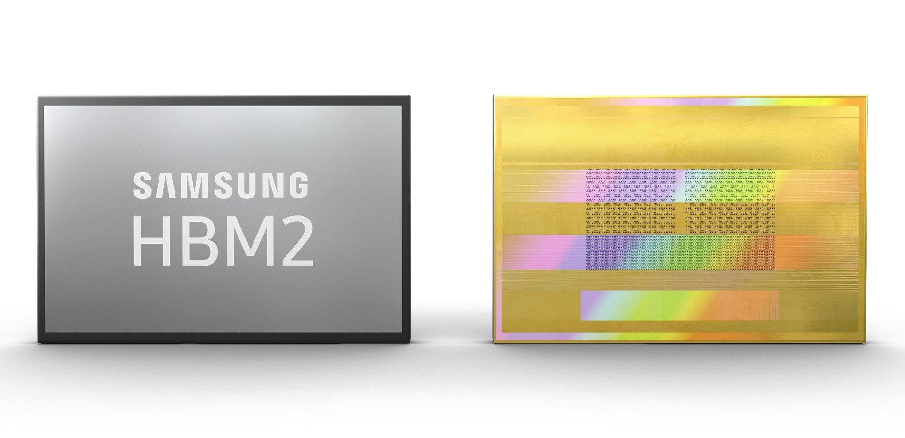 HBM2(E) 3e génération : le JEDEC sort du bois, Samsung lance sa Flashbolt jusqu'à 538 Go/s