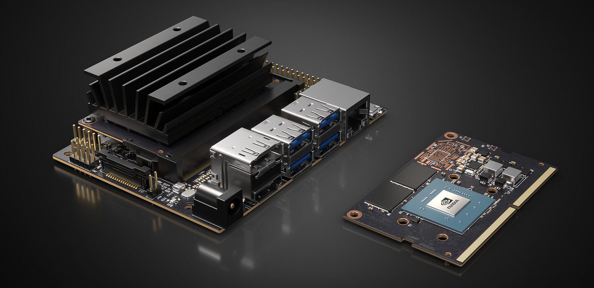 NVIDIA Jetson Nano : un super Raspberry Pi à 128 CUDA Cores pour 99 dollars