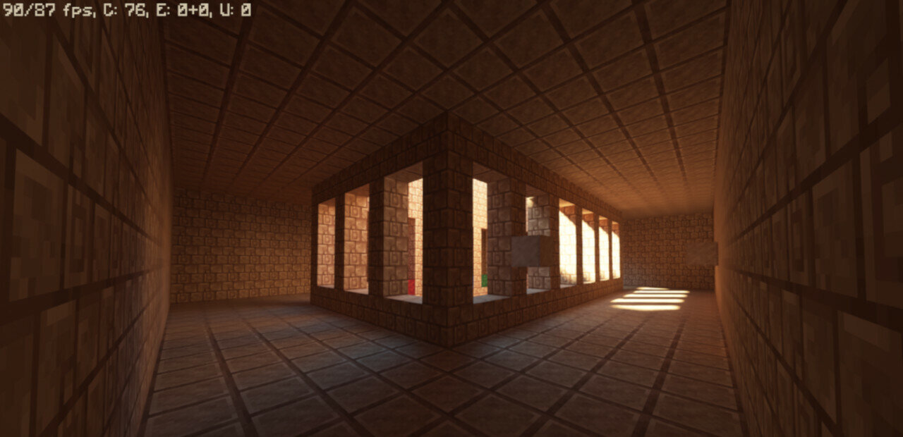Du path tracing dans Minecraft, c'est possible (sans RT Cores)