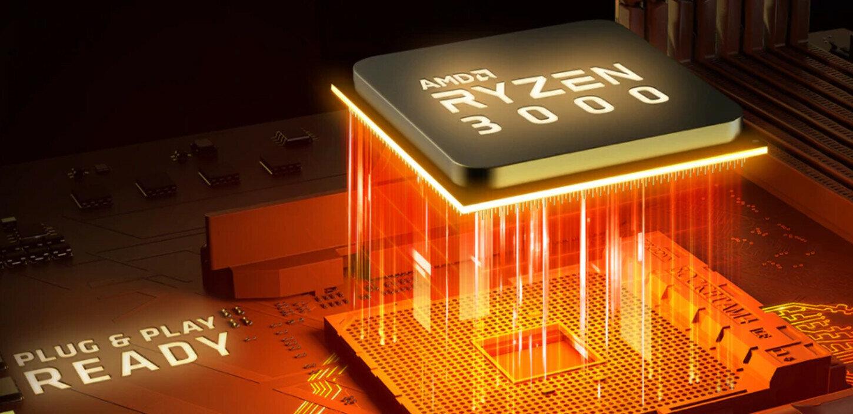 Ryzen 5 3500X et Ryzen 9 3900 : des modèles réservés aux intégrateurs