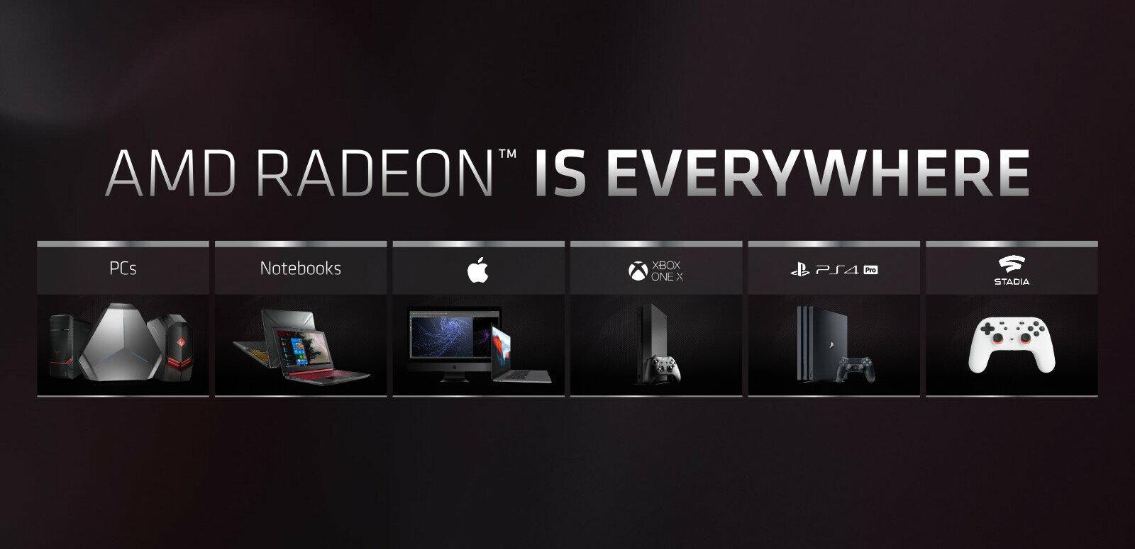 Radeon Everywhere : AMD annonce un partenariat stratégique avec Samsung