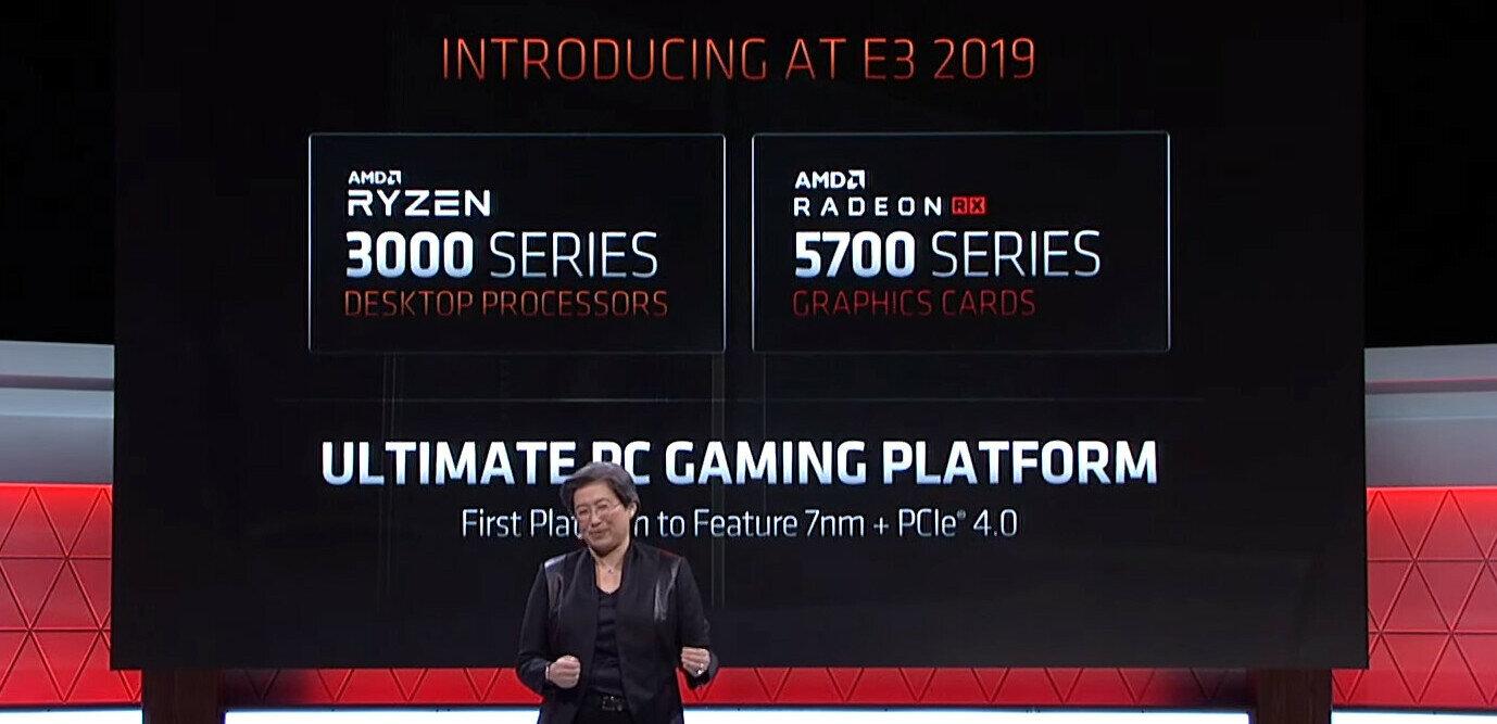 AMD officialise ses APU Ryzen 3 3200G et 5 3400G en 12 nm