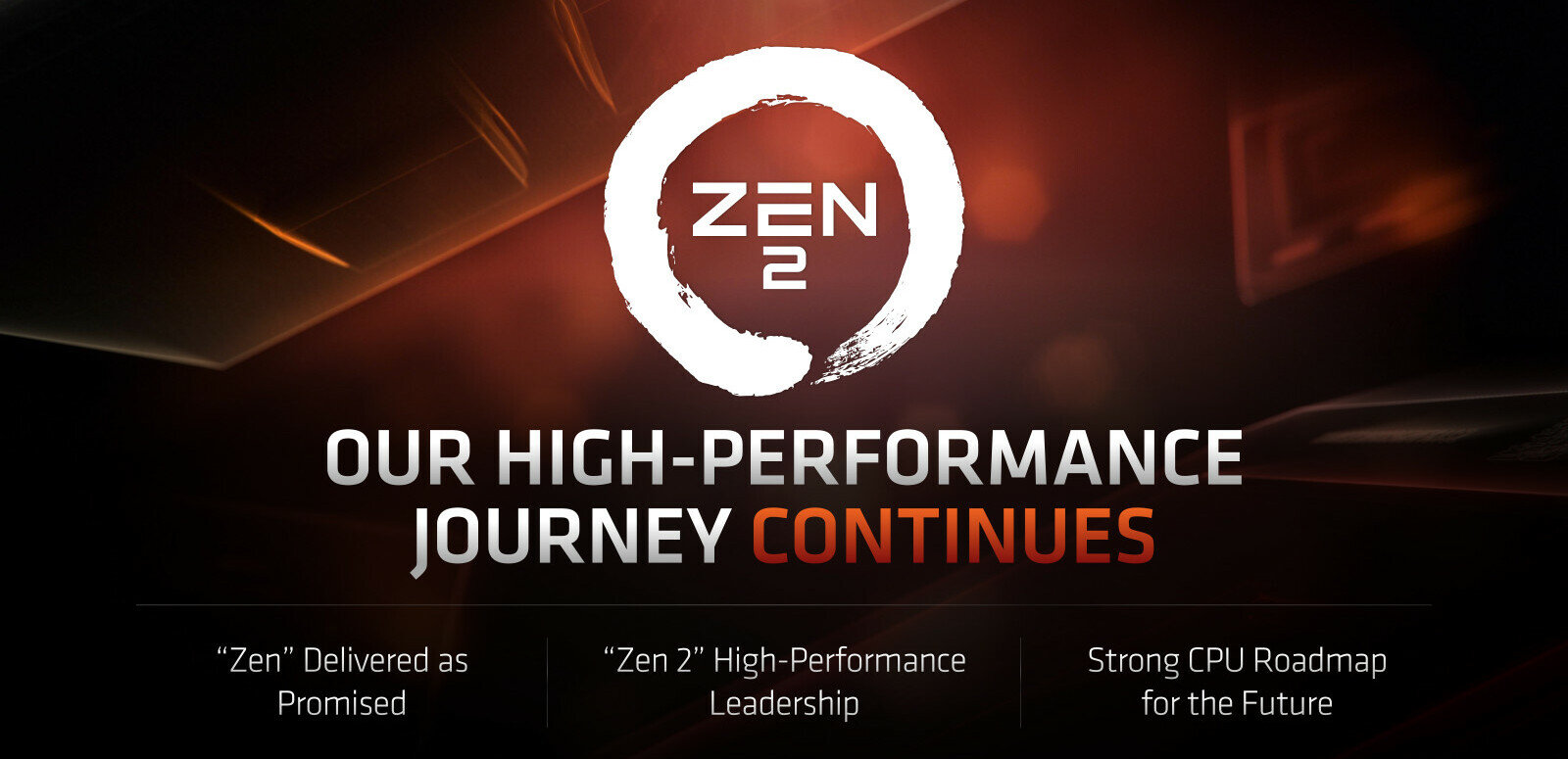 AMD détaille Zen 2 et le chipset X570 : composition, améliorations, mémoire, connectique, etc.