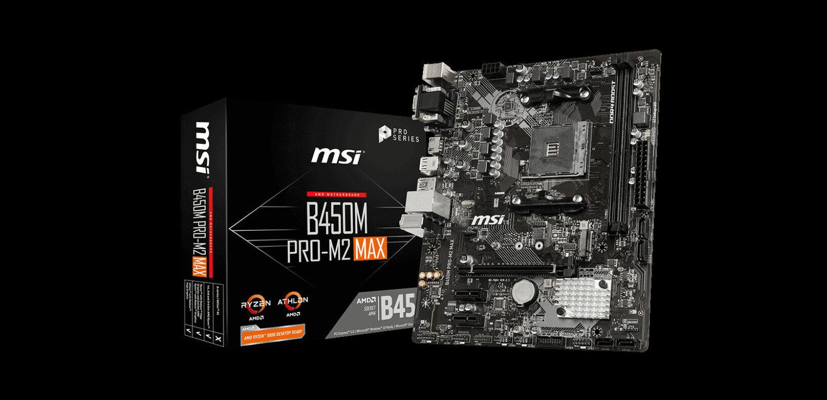 Chipsets AMD de série 300/400 : AGESA 1.0.0.3 et BIOS allégé chez MSI, en attendant Max