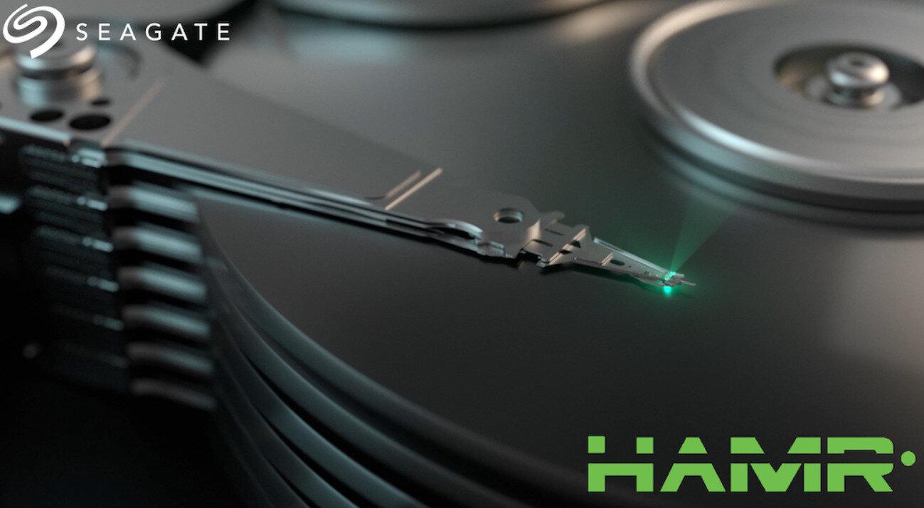 Seagate nous parle de l'avenir de son stockage : HAMR, SMR, Mach.2 (Dual Actuator), etc.