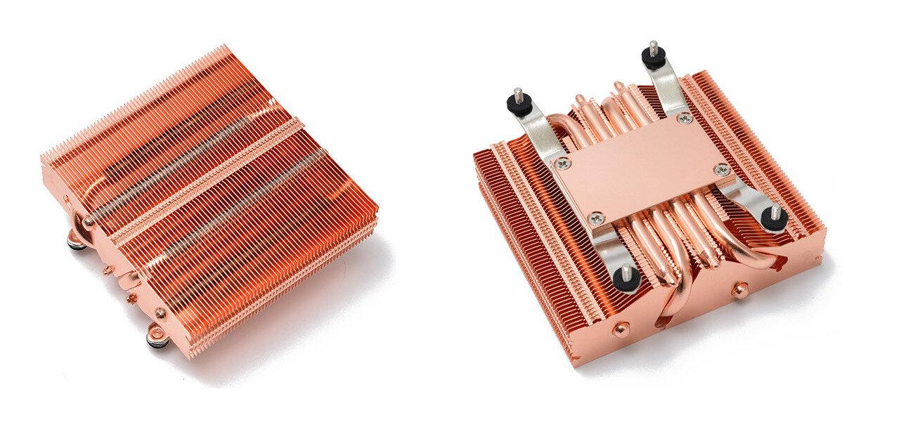 Thermalright AXP-90 Full Copper : un ventirad entièrement en cuivre, de 47 mm de hauteur
