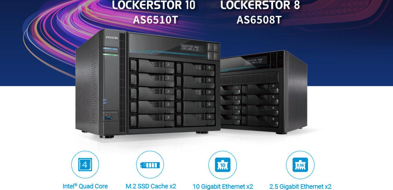 NAS Cabinetstor et Lockerstor : Asustor nous confirme les changements opérés
