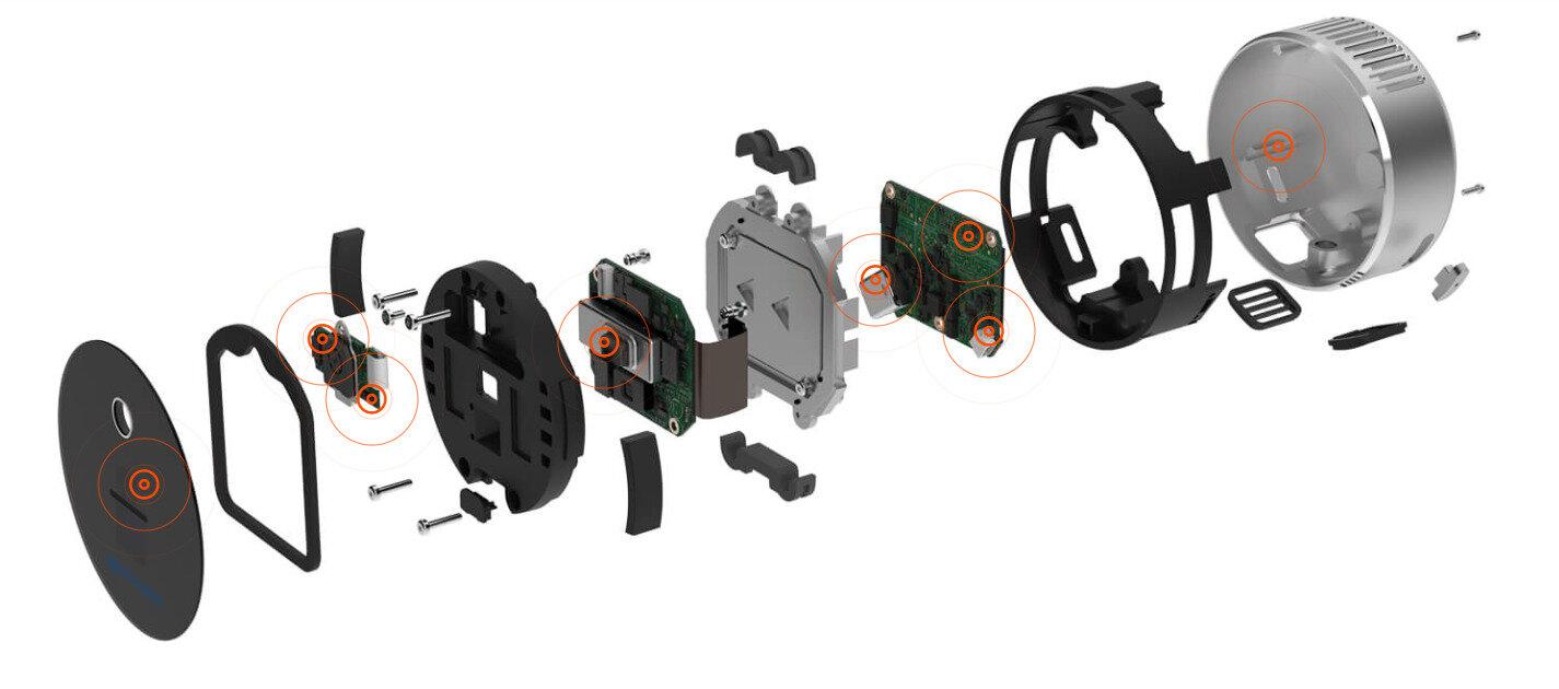 Intel présente sa RealSense Lidar Camera L515 à 349 dollars, pour « percevoir le monde en 3D »