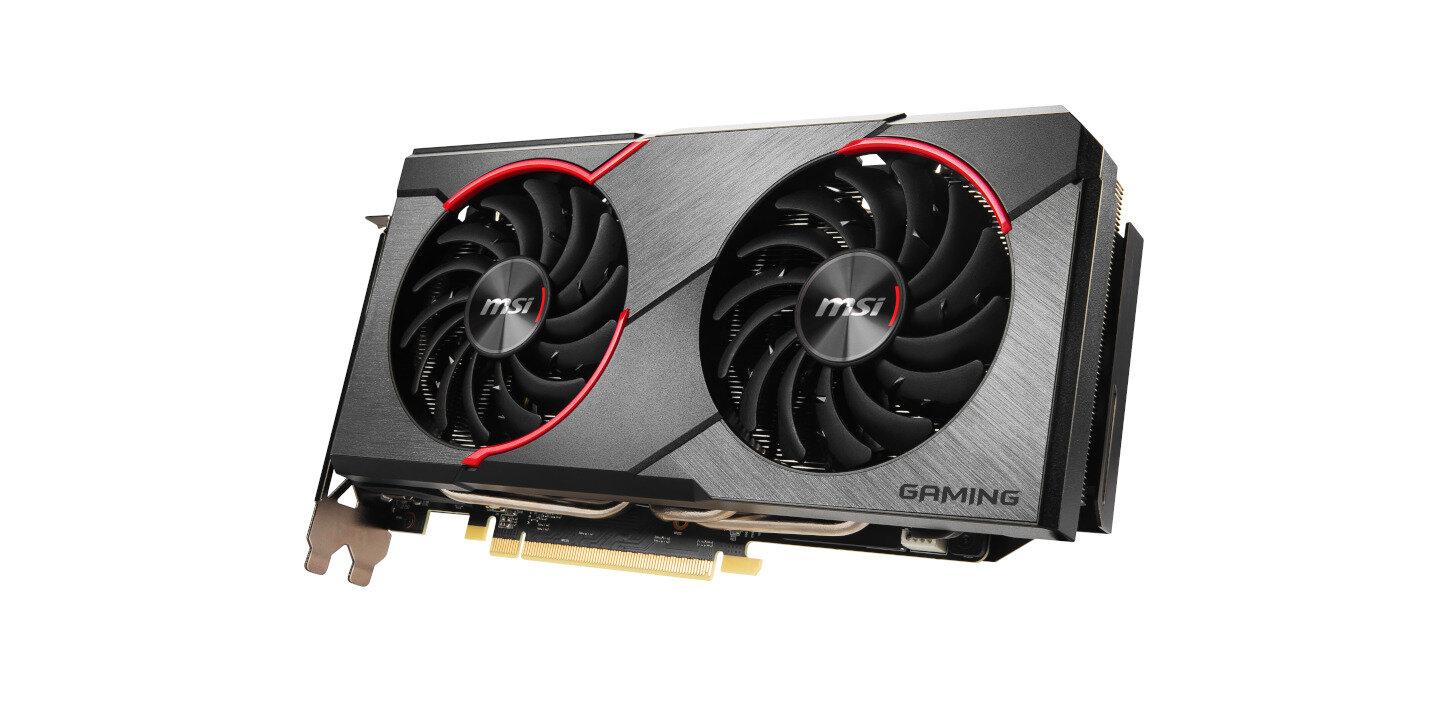 AMD annonce sa Radeon RX 5500 XT dès 183 euros, NVIDIA aligne ses prix