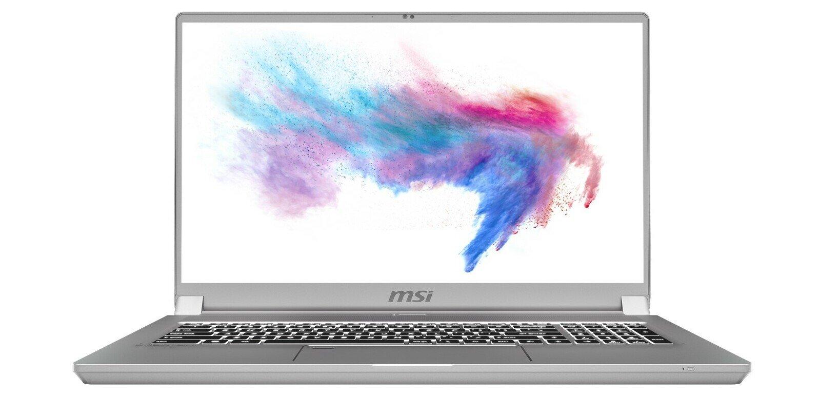 Creator 17 : MSI annonce le « premier portable au monde » avec écran Mini LED