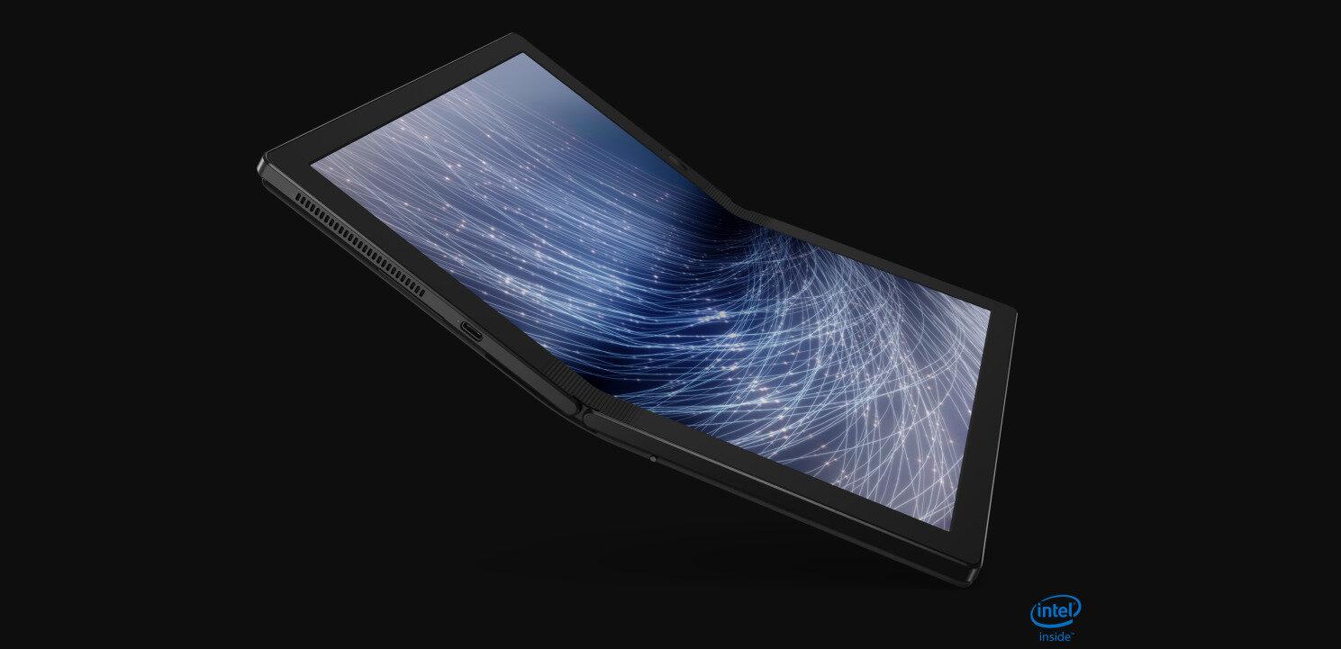 En 2020, les PC portables pros misent sur la légèreté, la 5G, l'e-ink ou l'OLED pliable