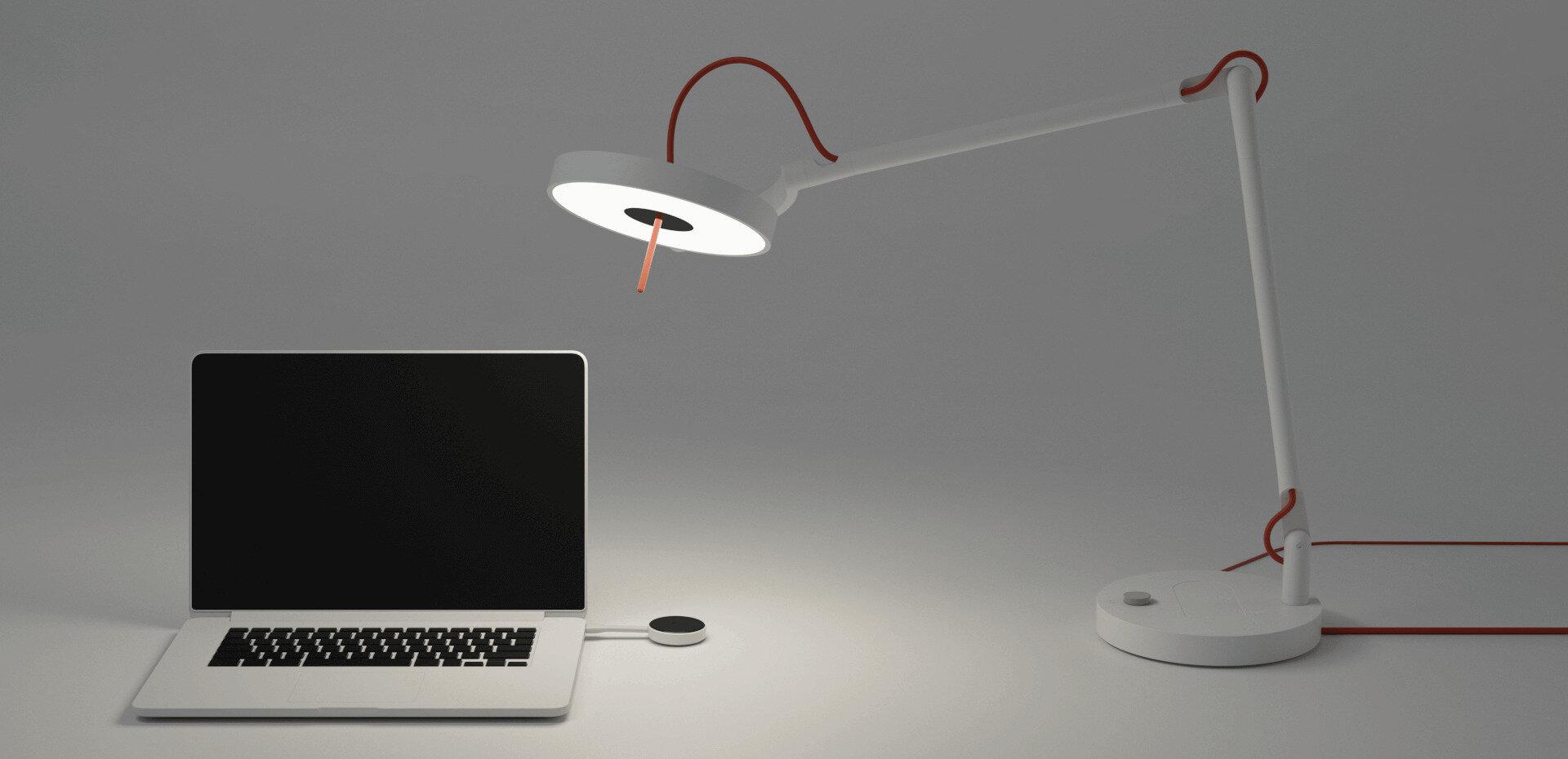 Internet par la lumière : 1 Gb/s avec LiFiMAX1G d'Oledcomm, gestion du réseau avec LiFiMAXController