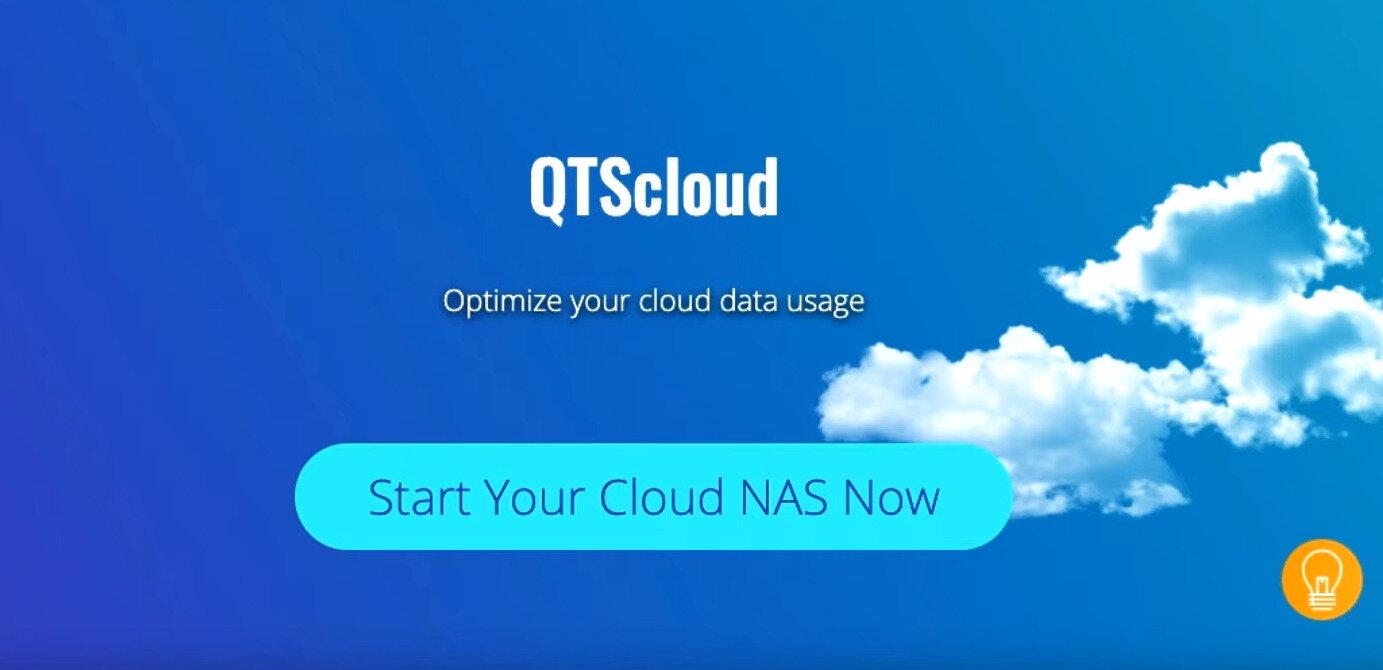 QTScloud est presque là : transformez un PC en NAS QNAP dès 7 dollars par mois