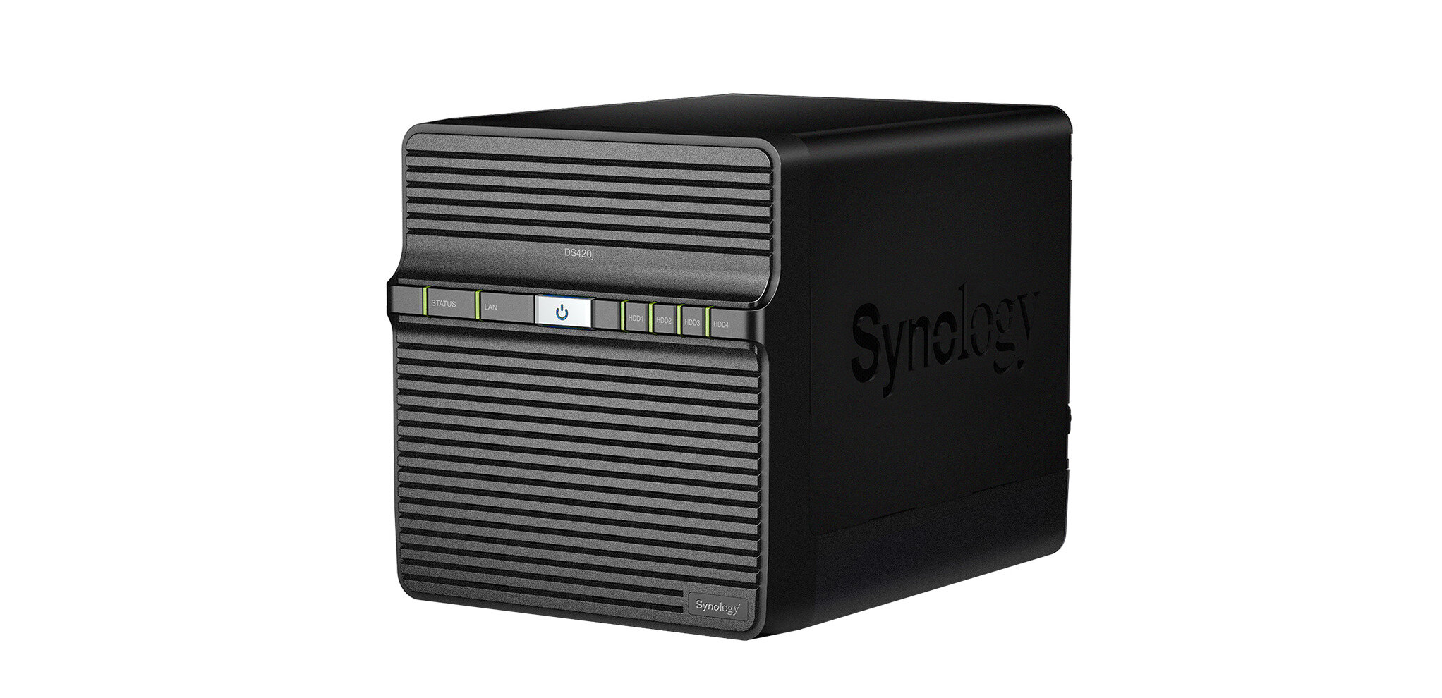 Le NAS DS420j de Synology arrive en France à 313 euros