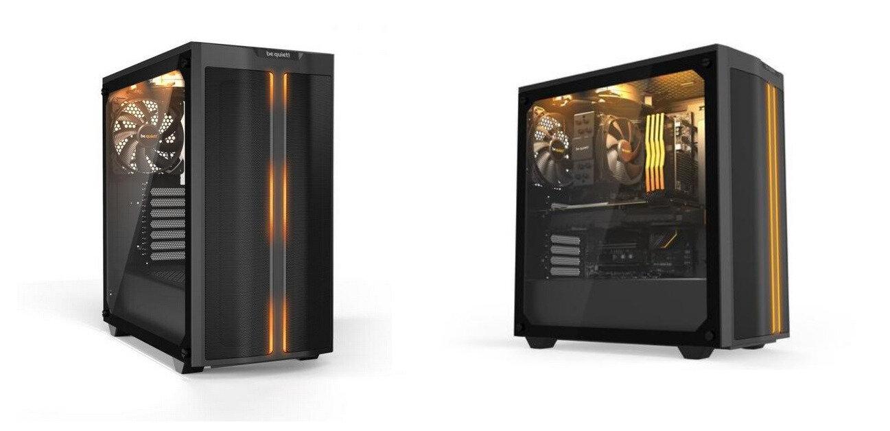 Le boîtier Pure Base 500DX de be quiet! arrive en France, à un peu moins de 100 euros