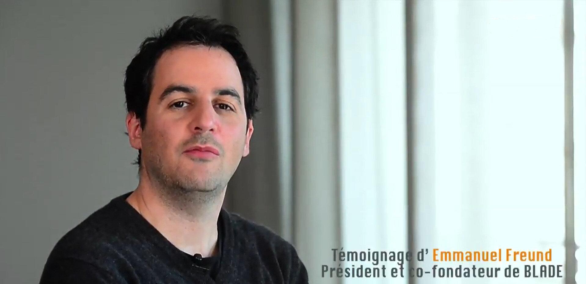 Emmanuel Freund quitte Blade et son « PC dans le Cloud » Shadow