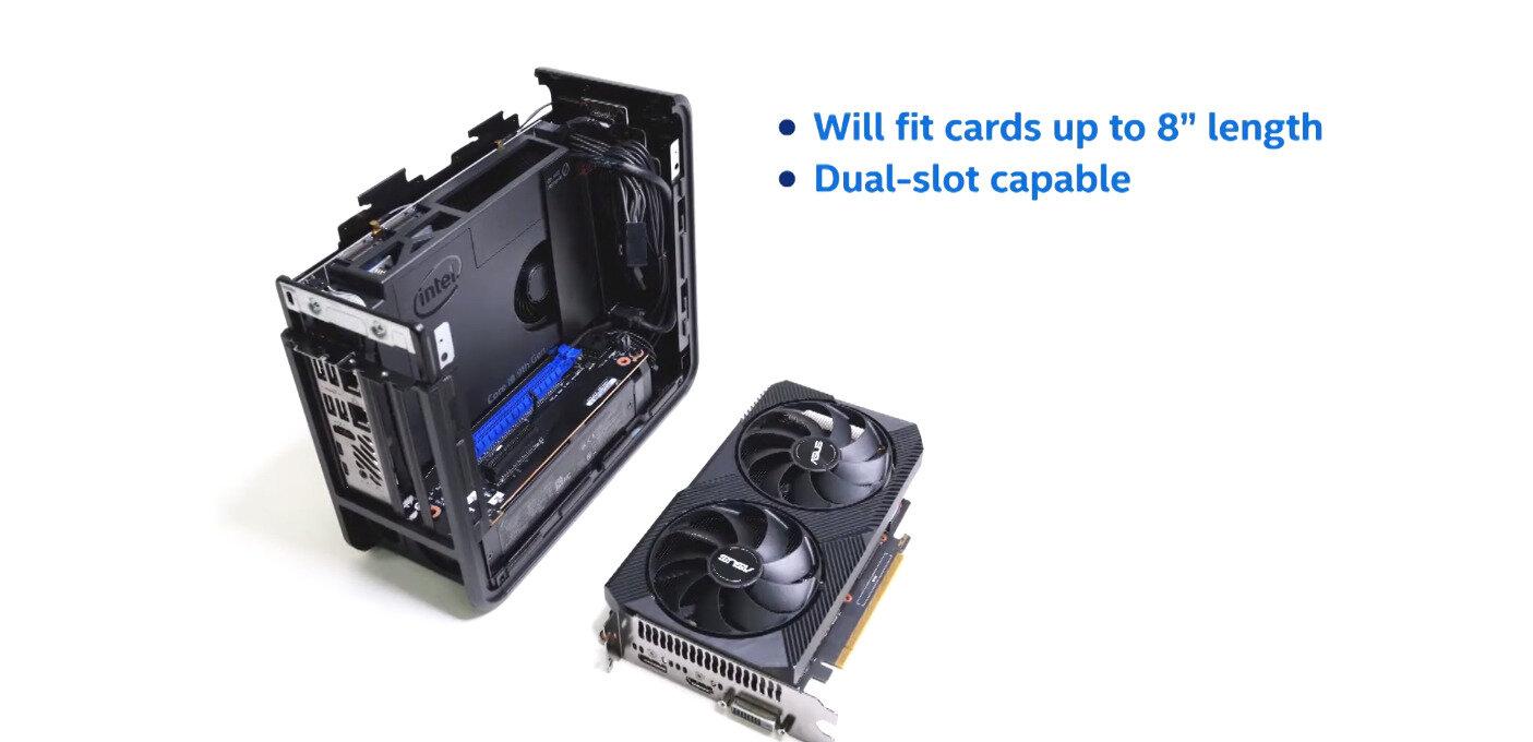 Ghost Canyon et Quartz Canyon : Intel explique comment monter son nouveau mini PC « Extreme »
