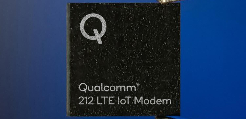 Qualcomm 212 LTE IoT : un modem NB2 (NB-IoT) pour les objets connectés