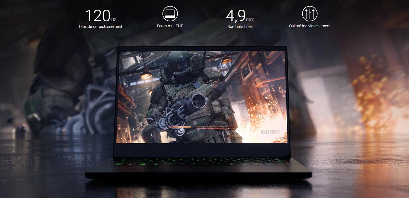 Razer renouvelle son Blade Stealth 13 : 120 Hz, GTX 1650 Ti, CPU à 25 watts… pour 2 000 euros