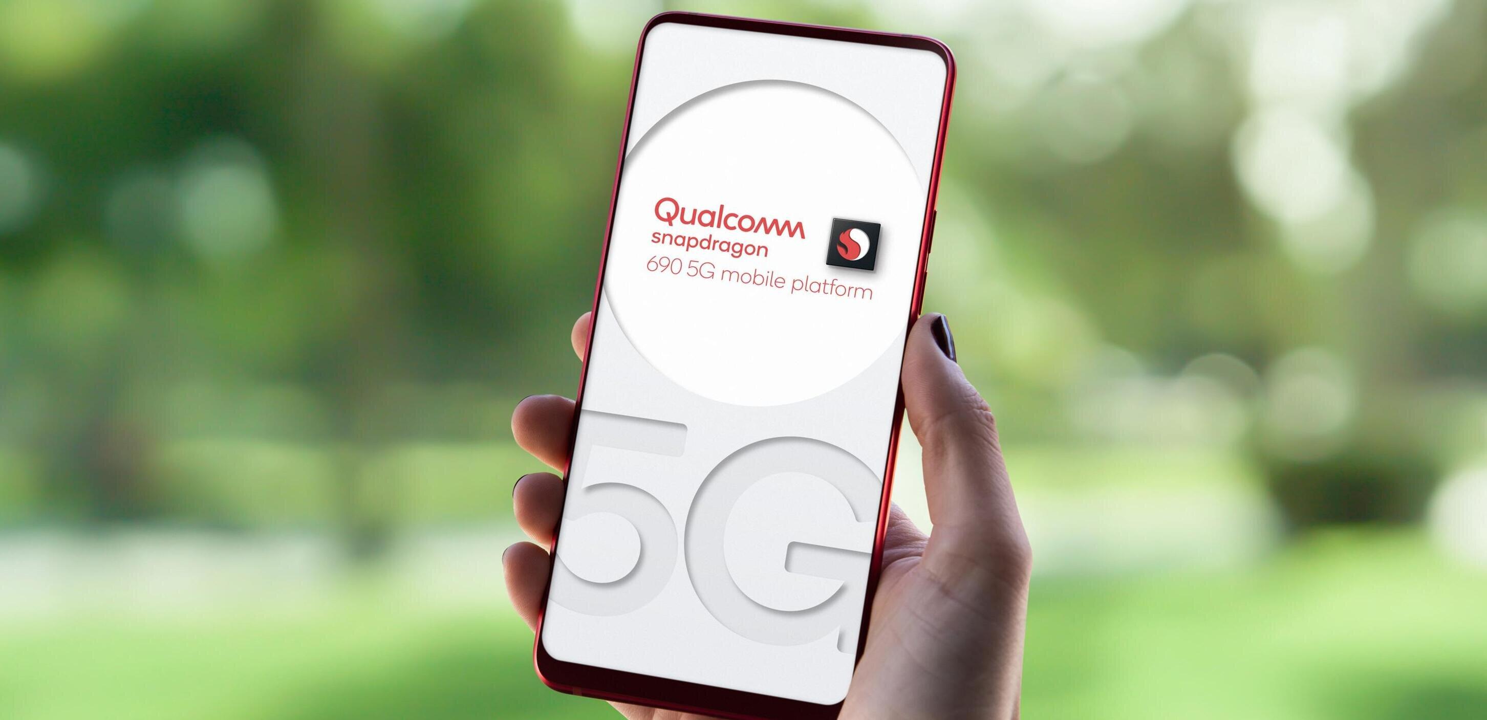 SoC Snapdragon 690 : Qualcomm passe à la 5G sur la série 6, entre autres changements