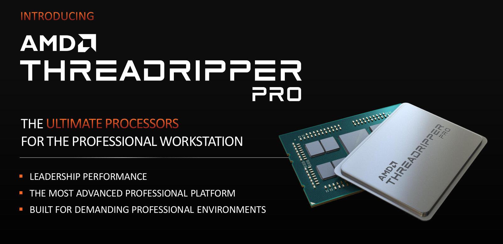 AMD place le chiffrement des VM chez Google Cloud, ses Ryzen Threadripper Pro chez Lenovo