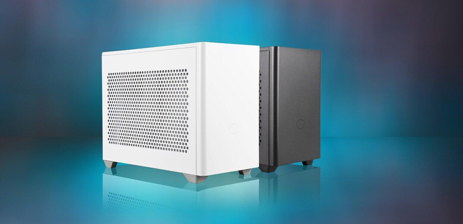 Boîtier Mini ITX/SFX : Cooler Master dévoile son MasterBox NR200(P)