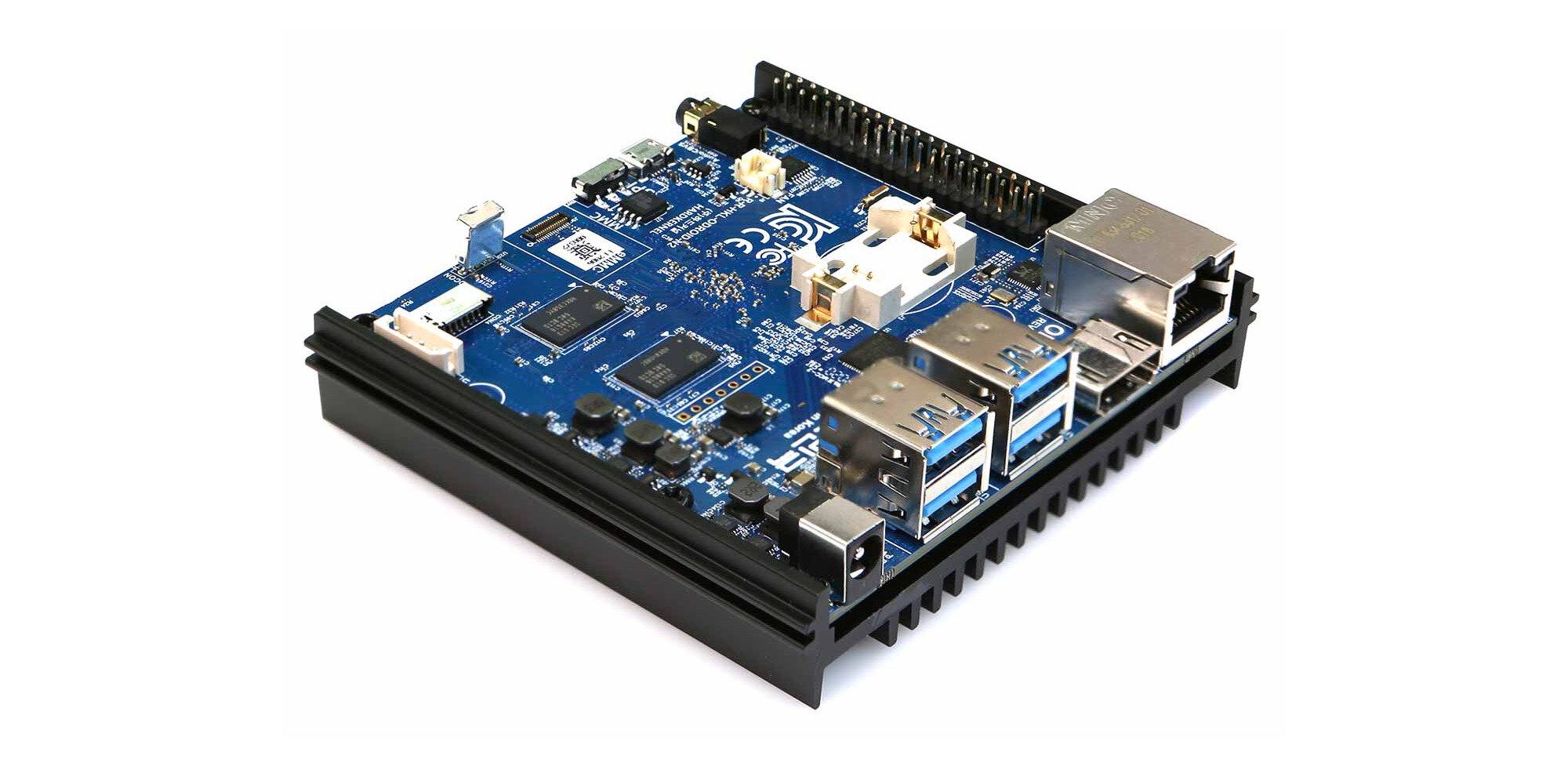 ODROID-N2+ plus rapide et H2+ avec 2x 2,5 Gb/s : Hardkernel renforce son offre de micro PC