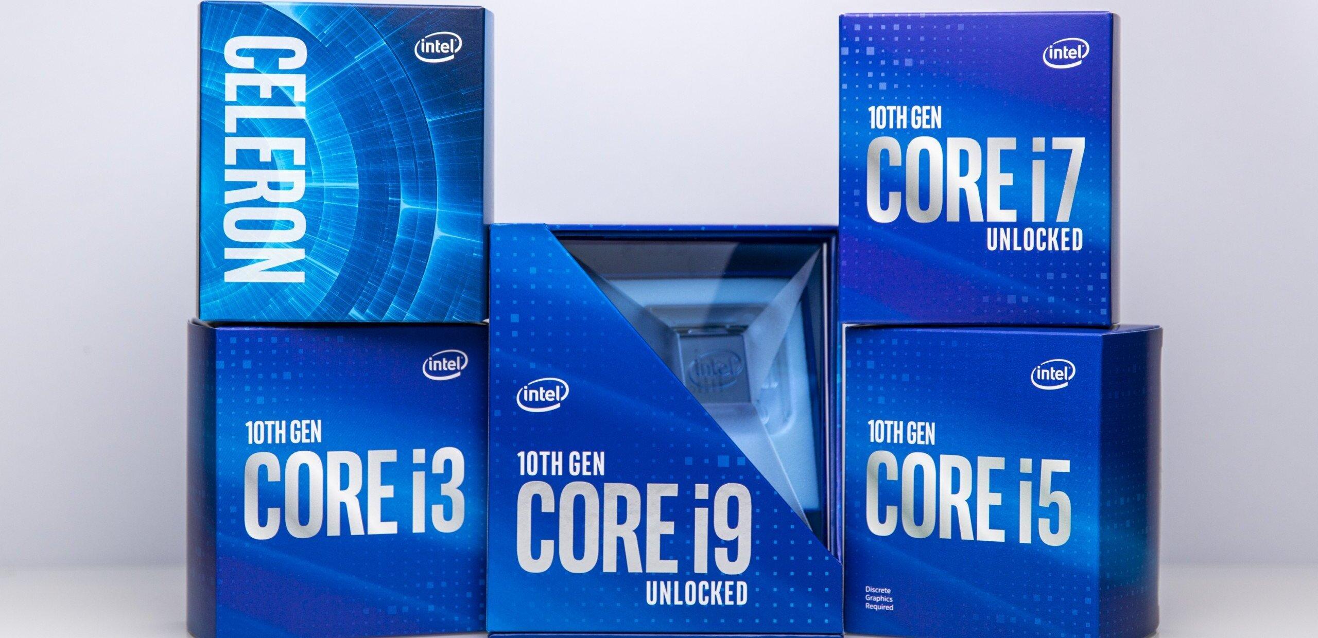 Intel Core i9-10850K : 35 dollars et 100 MHz de moins