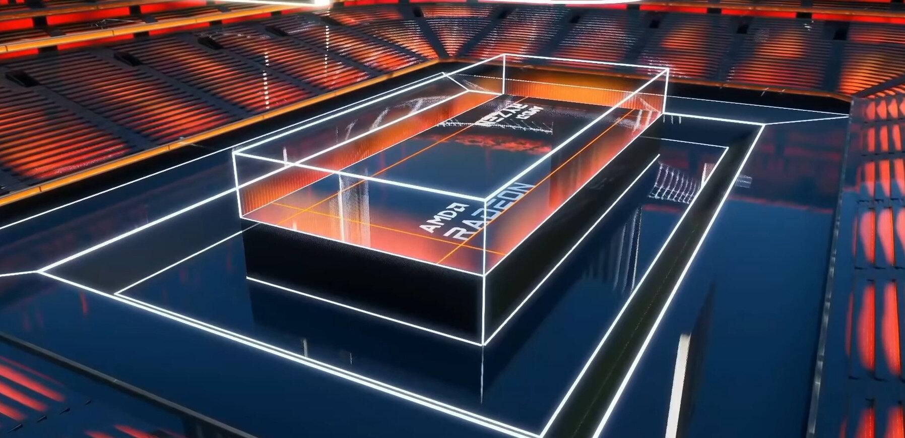 Battle Arena : AMD publie une carte multi-joueurs pour Fortnite