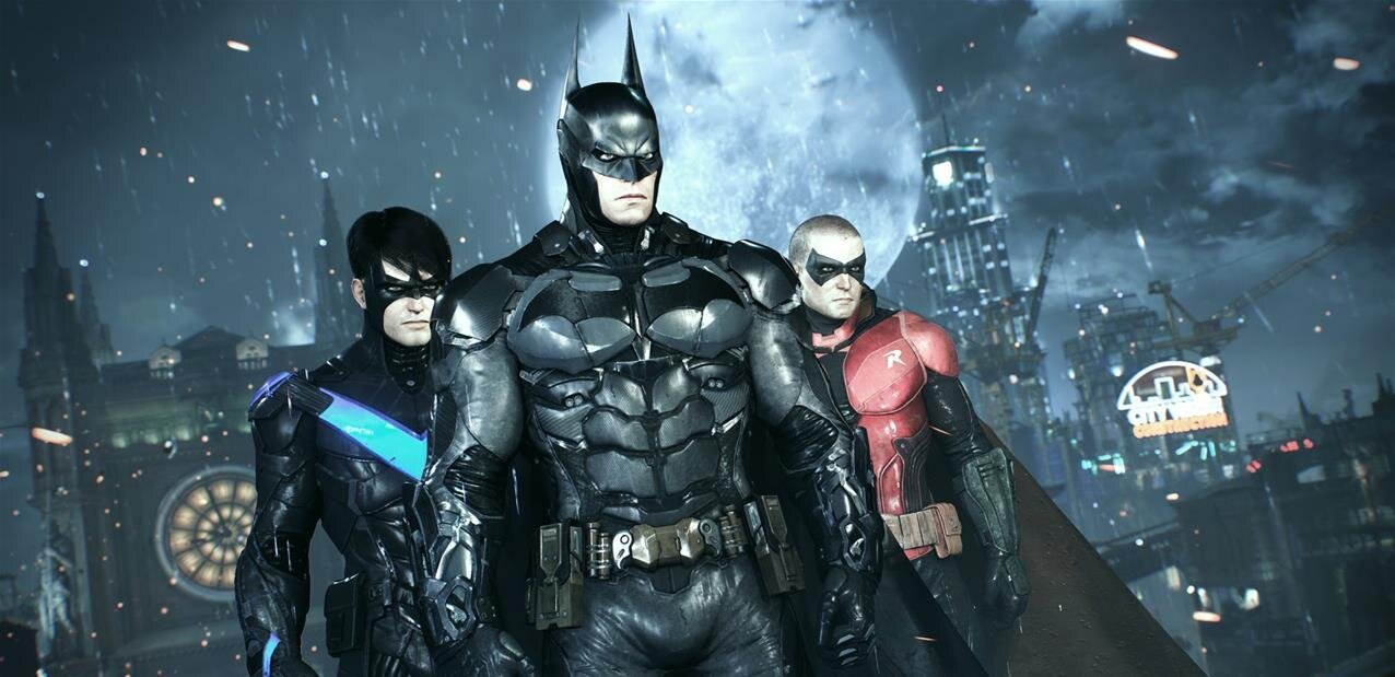 AMD et NVIDIA publient leurs nouveaux pilotes dédiés à Batman : Arkham Knight