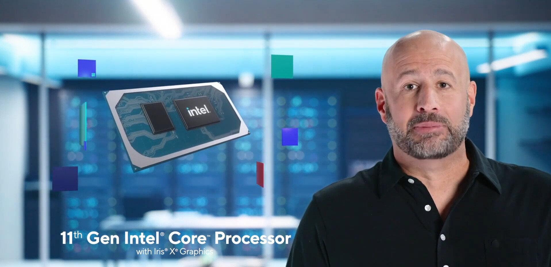 Intel dévoile 9 processeurs mobiles Tiger Lake (11e génération), projet Athena devient Evo