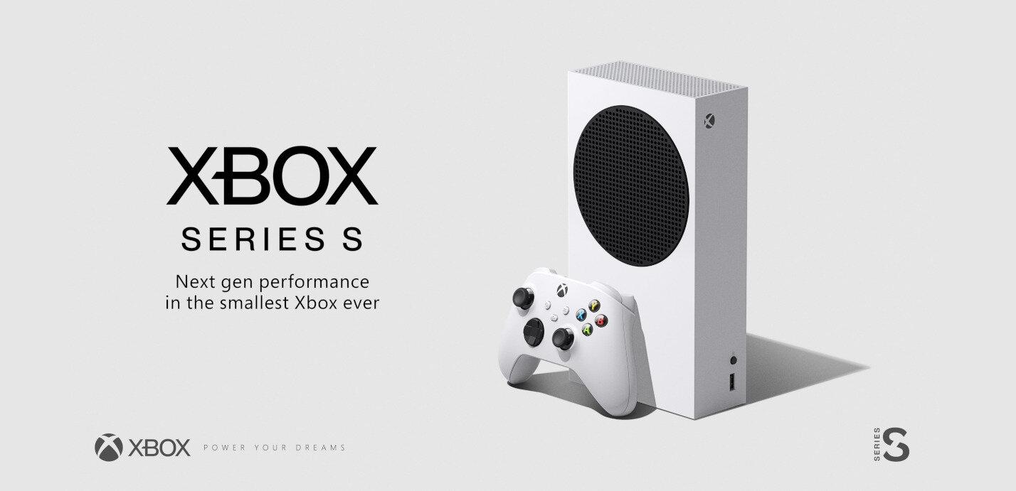 La Xbox Series S coûtera 300 euros en France : taillée pour le 1440p, avec un SSD de 512 Go