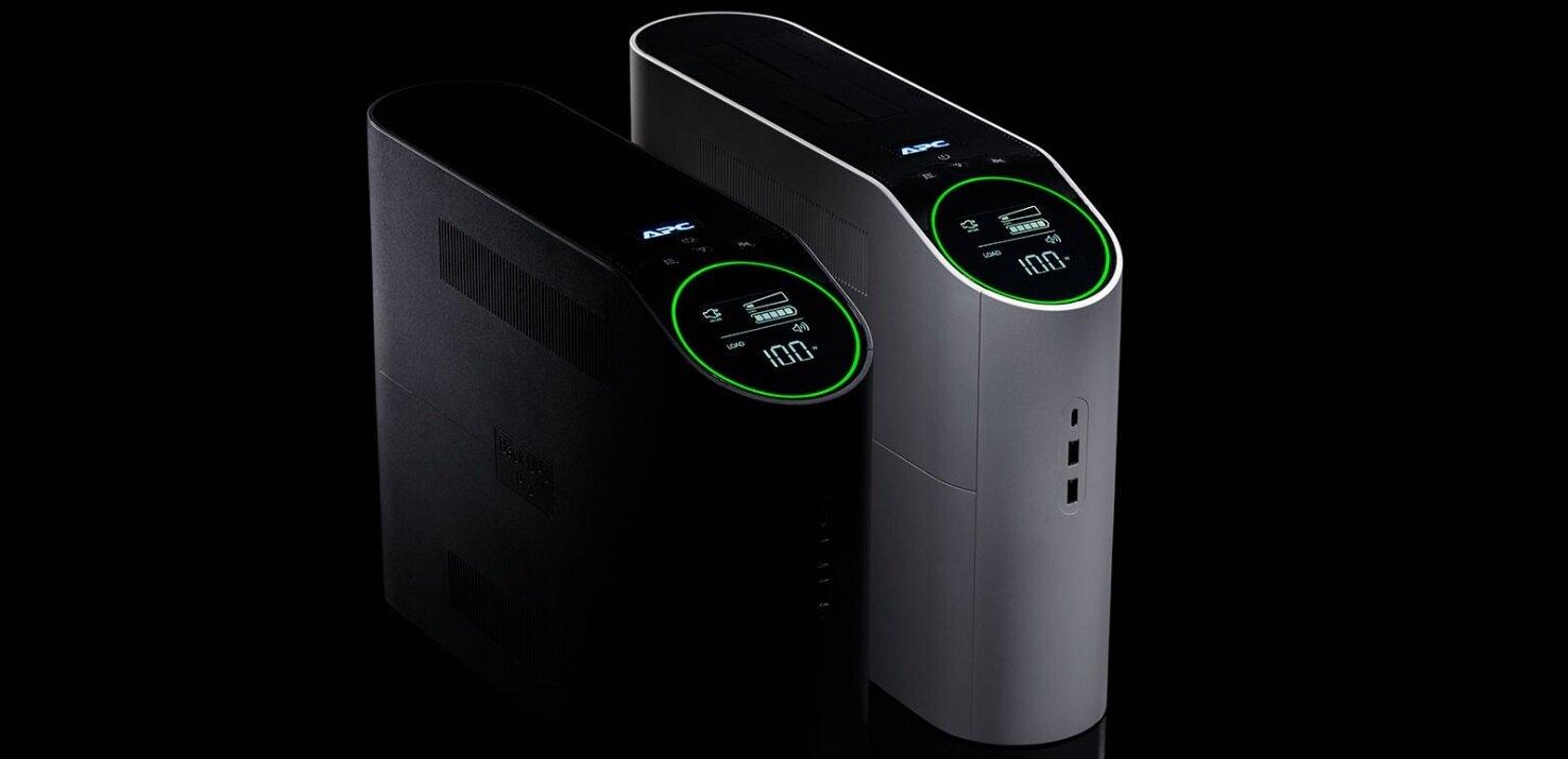 APC lance un onduleur pour joueurs… avec « 12 LED RGB personnalisables »