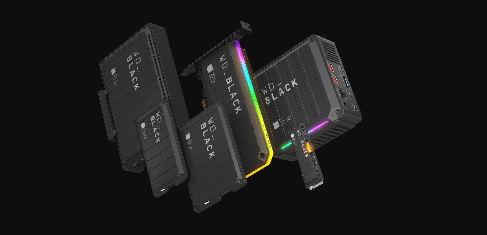 SSD SN850, AN1500 et Dock D50 : Western Digital multiplie les nouveautés, à pleine vitesse