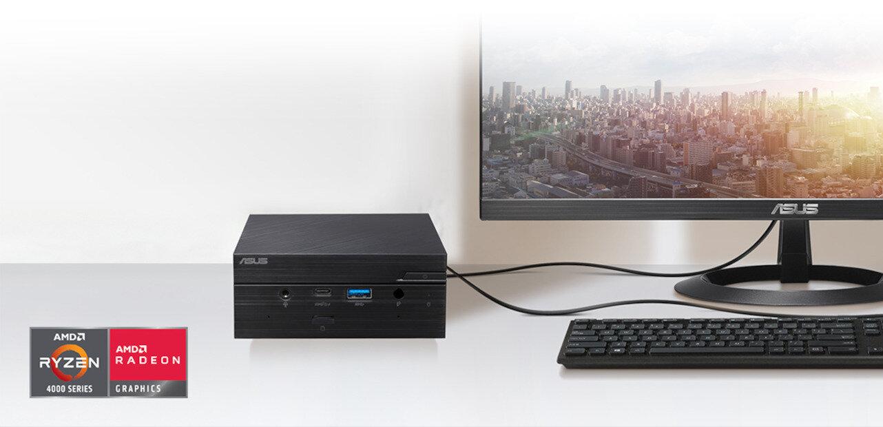 PCSpecialist référence le mini PC ASUS PN50 avec processeur Ryzen (Zen 2), dès 497 euros