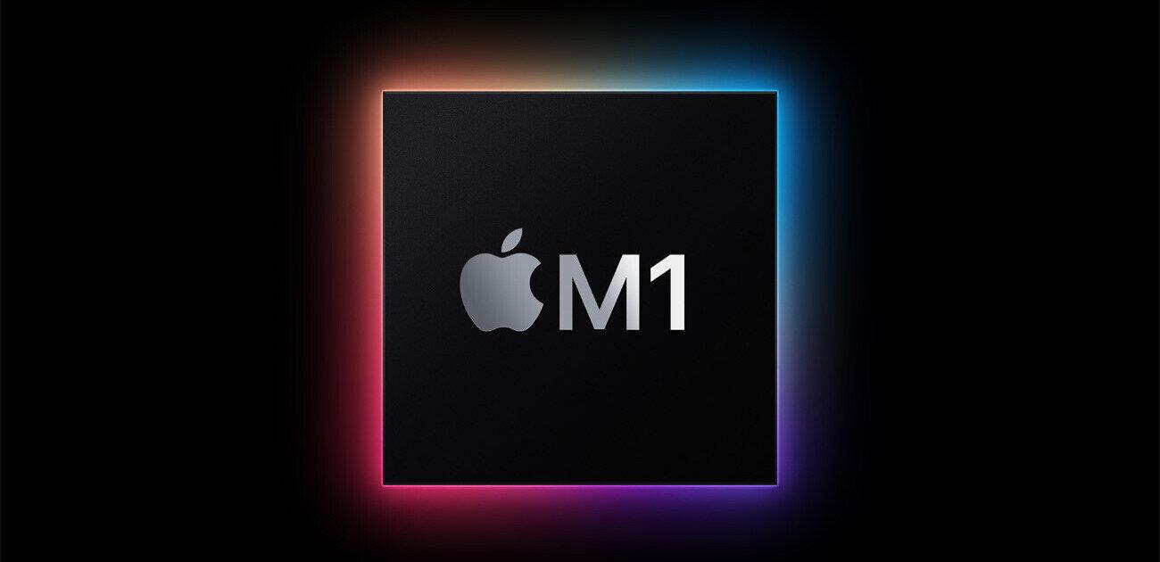 Apple M1 : 7 500 points sous Cinebench R23, l'équivalent d'un Zen 3 d'AMD à quatre cœurs