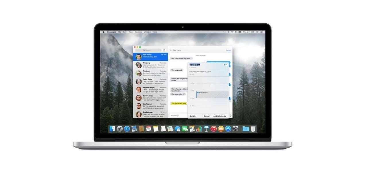 Apple : mise à jour du firmware des SSD pour certains MacBook Pro (mi-2015)