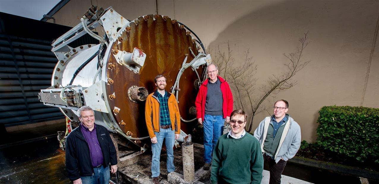 Microsoft présente Natick, son projet de centre de données sous-marin