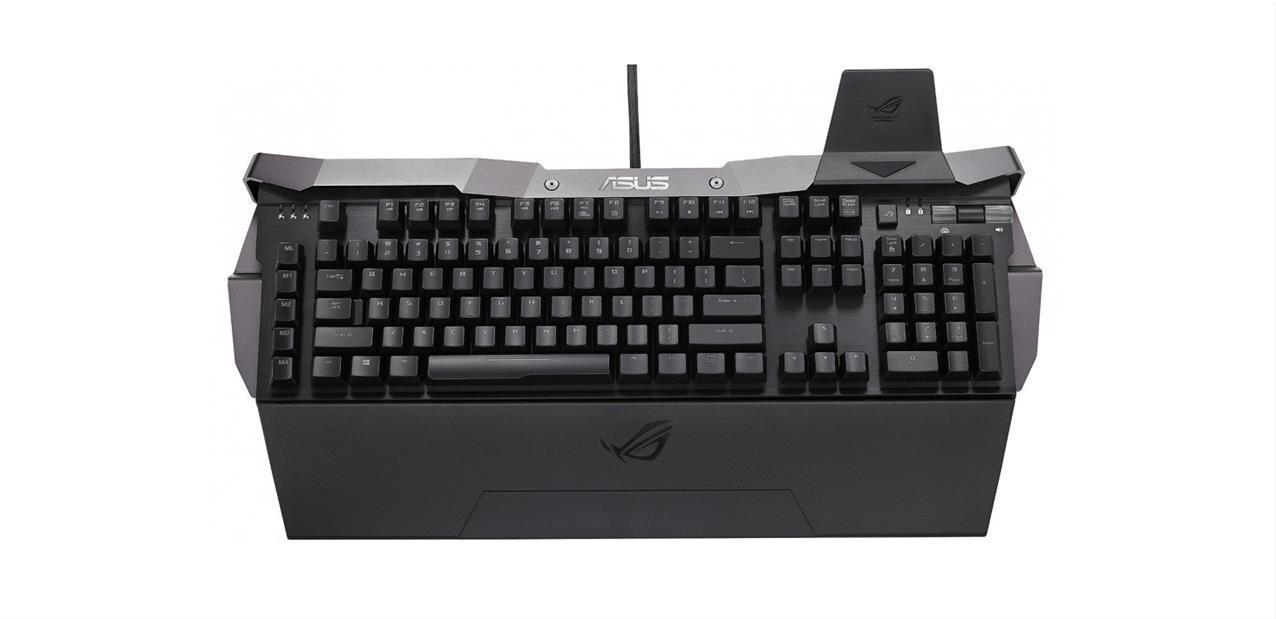 ASUS (re)dévoile son clavier mécanique GK2000, à 269 euros