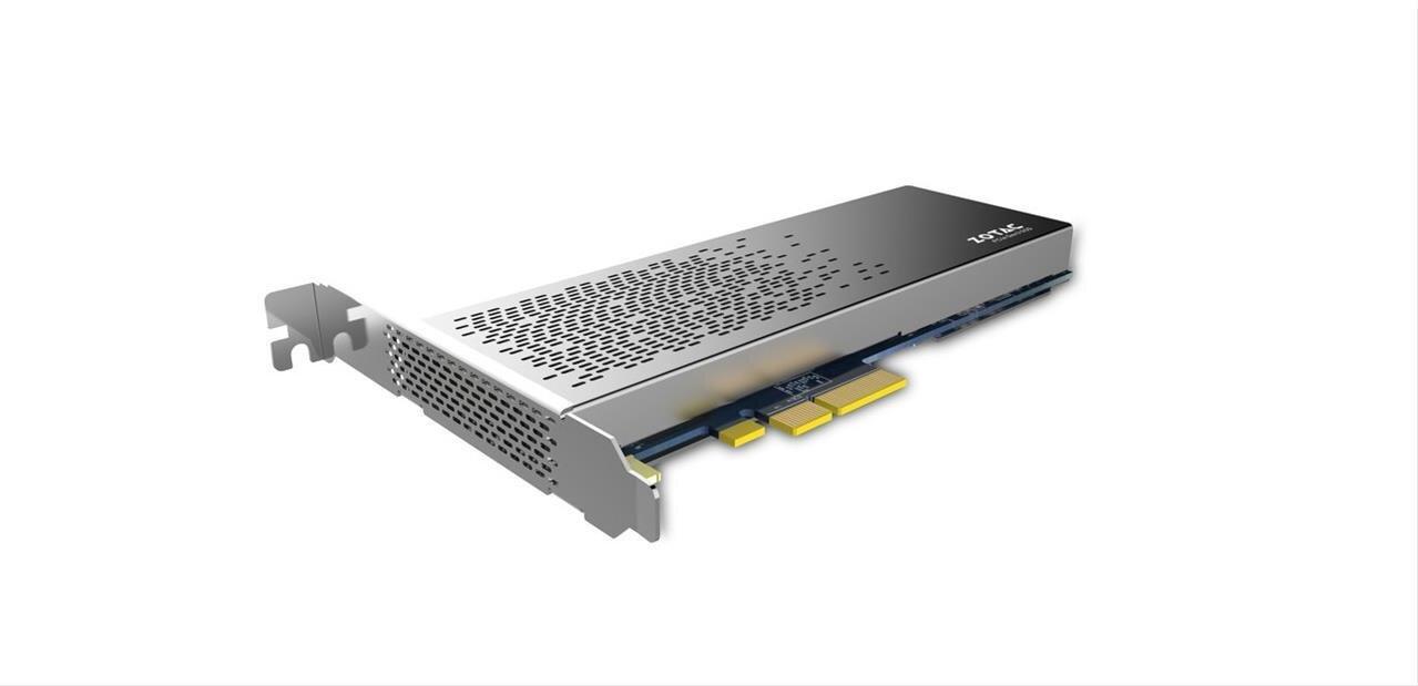 Zotac Sonix : un SSD PCIe 4x et NVMe 1.2 de 480 Go à 2,6 Go/s