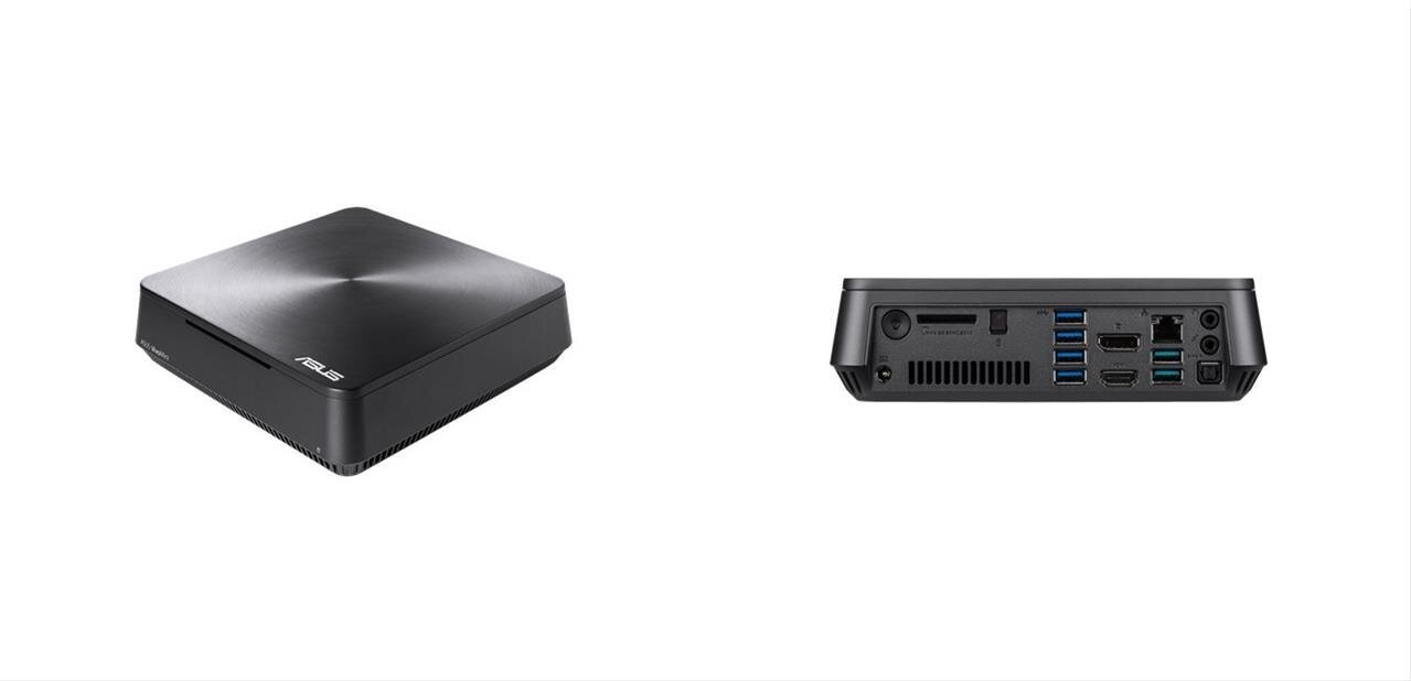 VivoMini VM65N : Skylake s'invite dans les mini PC d'ASUS