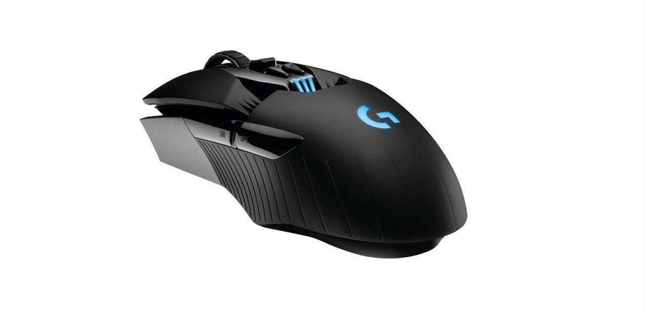 Logitech G900 Chaos Spectrum : une souris sans-fil pour joueurs à... 179 euros