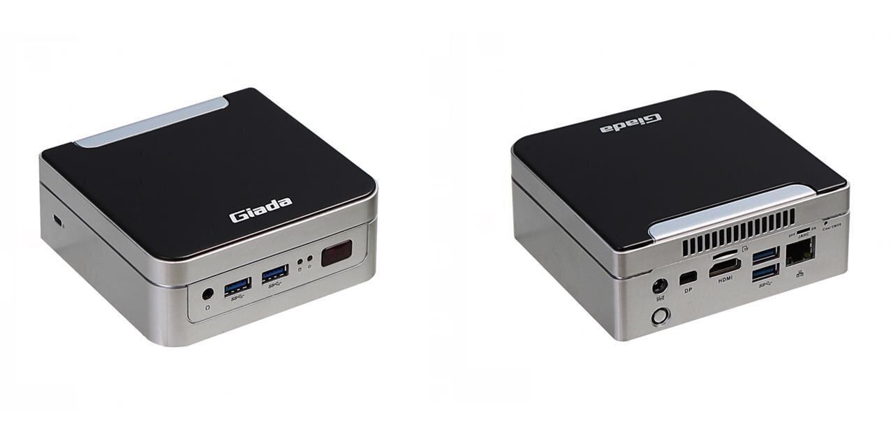 Giada i80 : un nouveau mini PC aux airs de NUC