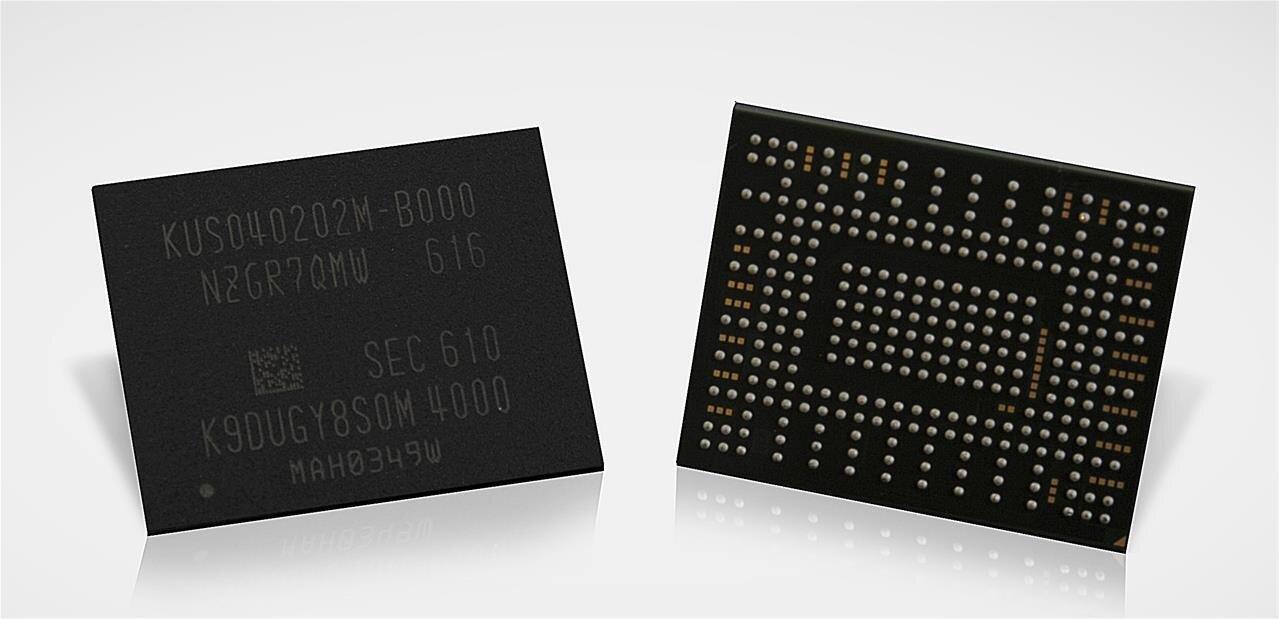 SSD Samsung PM971-NVMe : jusqu'à 512 Go et 1 500 Mo/s pour un gramme seulement