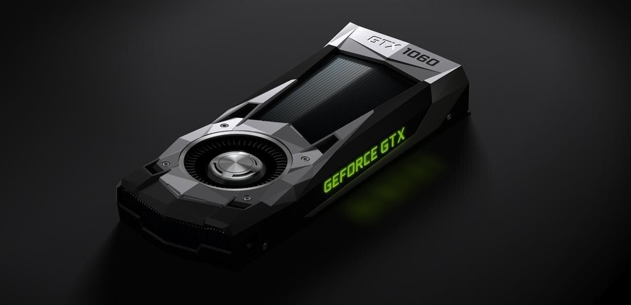 La GeForce GTX 1060 est disponible, dès 279,90 euros
